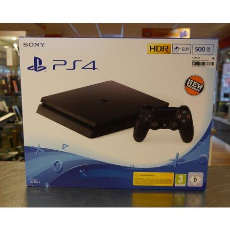 Playstation 4 Slim 500GB Zwart   Nieuw in doos