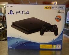 Playstation 4 Slim 500GB Zwart | Nieuw in doos