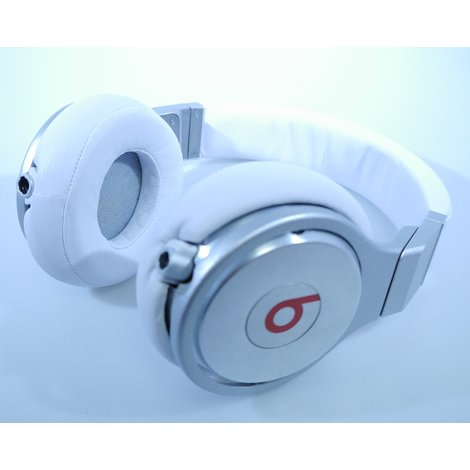 Beats By Dre Pro White