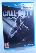 Nintendo Wii U Game: Call Of Duty Black Ops 2