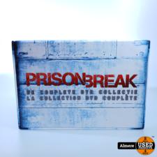 DVD Box Prisonbreak Complete serie