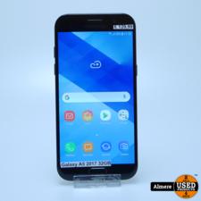 Samsung Galaxy A5 2017 32GB Zwart | Nette staat