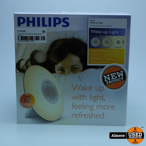 Philips HF3507 Wake Up Light | Nieuw in doos