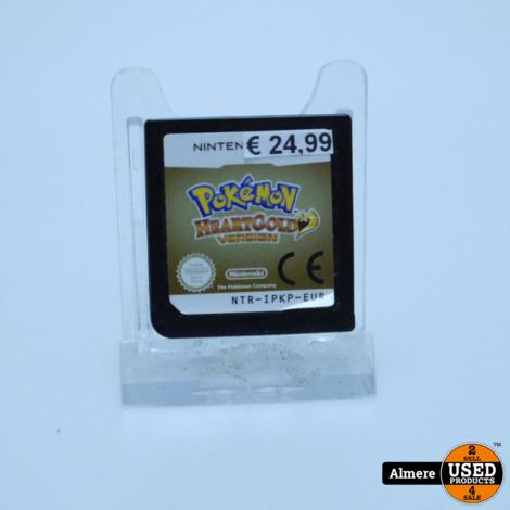 Nintendo DS Game: Pokemon Heartgold (Losse disc)