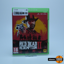 Xbox One Game: Red dead Redemption 2