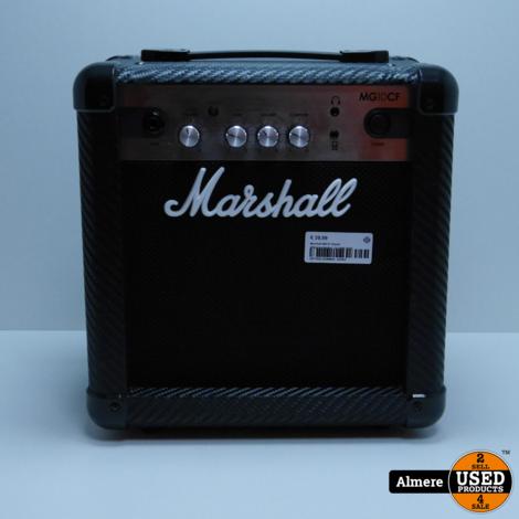 Marshall MG10 10watt Gitaarversterker | In nette staat