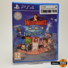 Playstation 4 Game: Worms W.M.D all stars