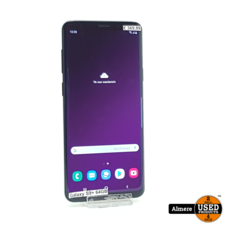 Samsung Galaxy S9+ 64GB Midnight Black   Nieuwstaat