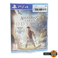 Playstation 4 Game: Assassins Creed Odyssey