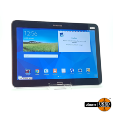 Samsung Galaxy Tab 4 Wifi 16GB Zwart   Nette staat