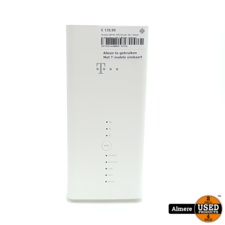 Huawei B618s Wifi Router Wit   Alleen te gebruiken met T-Mobile simkaart