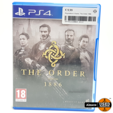 Sony PlayStation Playstation 4 Game: The Order 1886