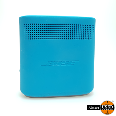 Bose Soundlink Colour 2 Blauw | Nette staat