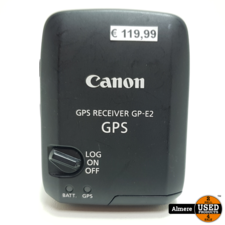 Canon Canon GPS Receiver GP-2 | Nette staat