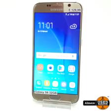 Samsung Samsung Galaxy S6 Gold 32GB | Nette staat