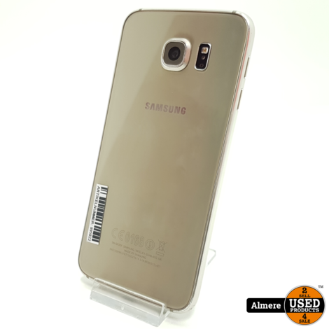Samsung Galaxy S6 Gold 32GB | Nette staat