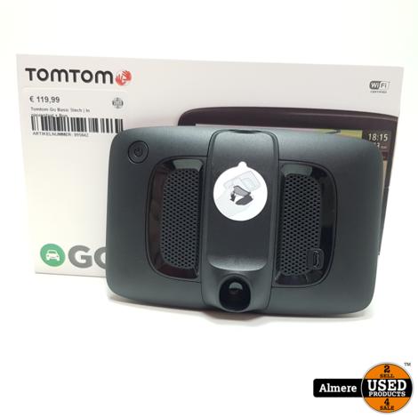 Tomtom Go Basic 5inch | In nieuwstaat + Bon
