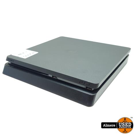 Playstation 4 Slim 500GB Zwart | Nette staat