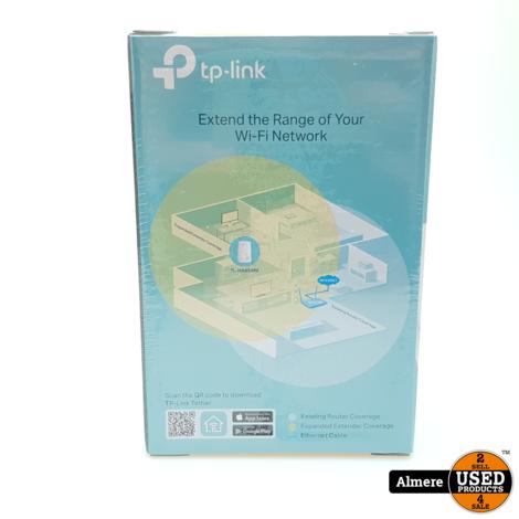 TP-Link TL-WA854RE Wifi Extander   Nieuw in seal