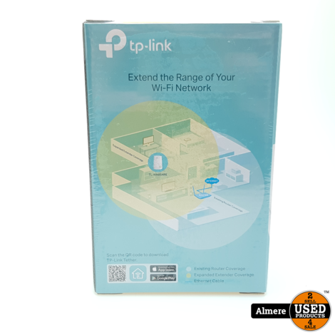 TP-Link TL-WA854RE Wifi Extander | Nieuw in seal
