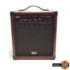 GLX AC-15 15W gitaar versterker   Nette staat