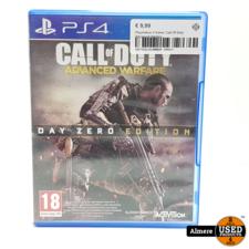Sony PlayStation Playstation 4 Game: Call Of Duty Advanced Warfare