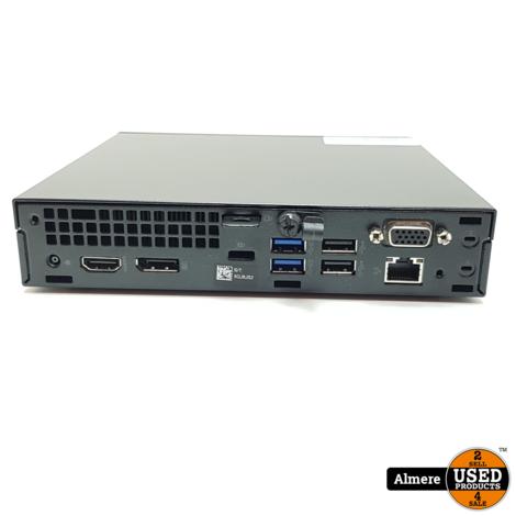 Dell Optiplex 3060 Micro i3 | Nette staat