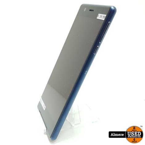 Nokia 3 16GB Donkerblauw