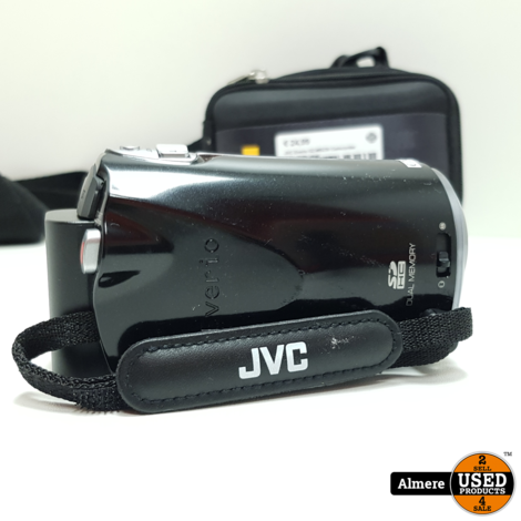 JVC Everio GZ-MS230 Camcorder 8GB | Nette staat