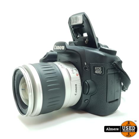 Canon Eos 40D incl 28-90mm lens 38849 clicks (39%)