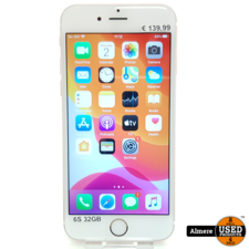 Apple iPhone 6S 32GB Rose Gold | Nette staat