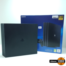 Sony PlayStation Playstation 4 Pro 1TB Zwart | Nette staat