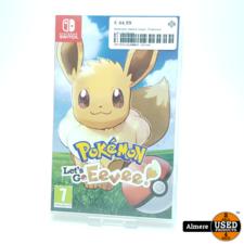 Nintendo Switch Game: Pokemon Let's Go Eevee