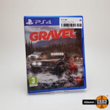Playstation 4 Game: Gravel