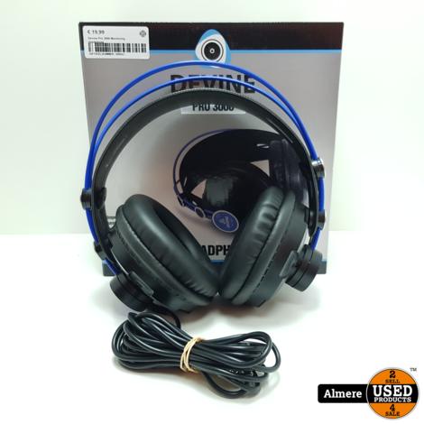 Devine Pro 3000 Monitoring Headphone