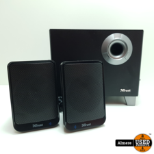 Trust Wireless 2.1 Speaker Set Evon | Nette staat