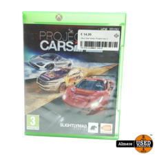 xbox one Xbox One Game: Project Cars 2