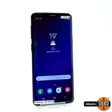 Samsung Galaxy S9 64GB Midnight Black