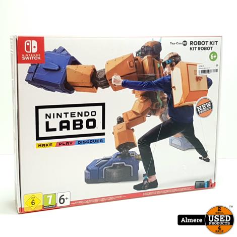 Nintendo LABO Robot kit   Nieuw in doos