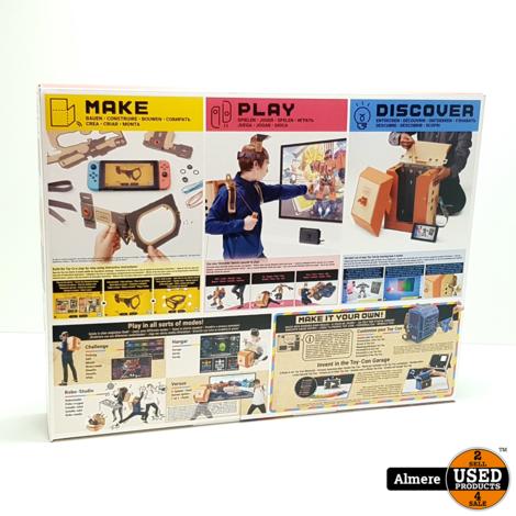 Nintendo Switch LABO Robot kit | Nieuw in doos