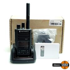 Motorola DP3661e Digitale portofoon VHF | Nieuwstaat
