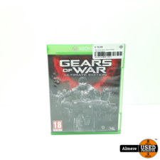Xbox One Game: Gears Of War - Ultimate Edition