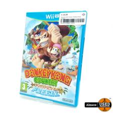 Nintendo Wii U Game: Donkey Kong Country