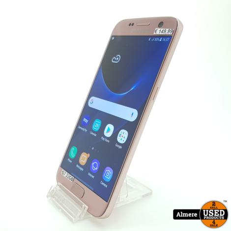 Samsung Galaxy S7 32GB Roze | Nette staat
