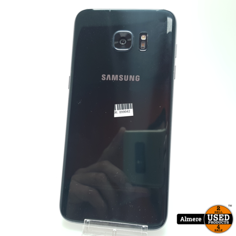 Samsung Galaxy S7 Edge 32GB Zwart   Goede staat