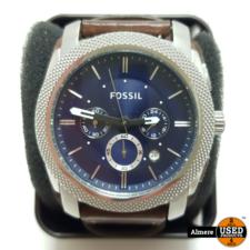 Fossil Fossil FS44793 LEATHER | Nette staat met garantie