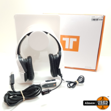 Tritton Tritton 720+ Wit 7.1 Headset Xbox 360 PS3 PS4 in doos   Nette staat