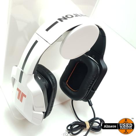Tritton 720+ Wit 7.1 Headset Xbox 360 PS3 PS4 in doos   Nette staat