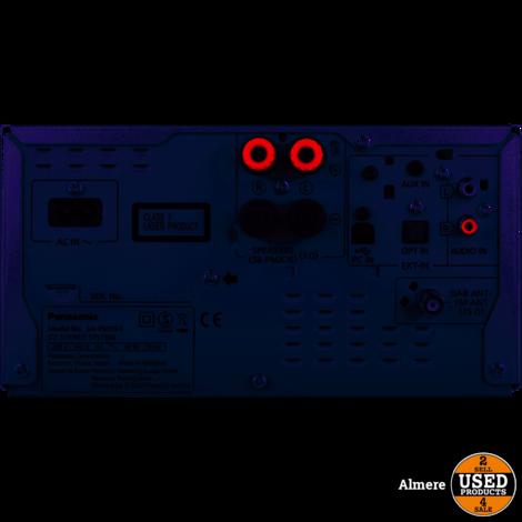 Panasonic SC-PMX94EG-K Hifi stereo set | Nieuw
