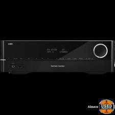 Harman Kardon Harman Kardon HK 3700 170 Watt 2.1 Stereo Receiver Zwart   Nieuw in doos